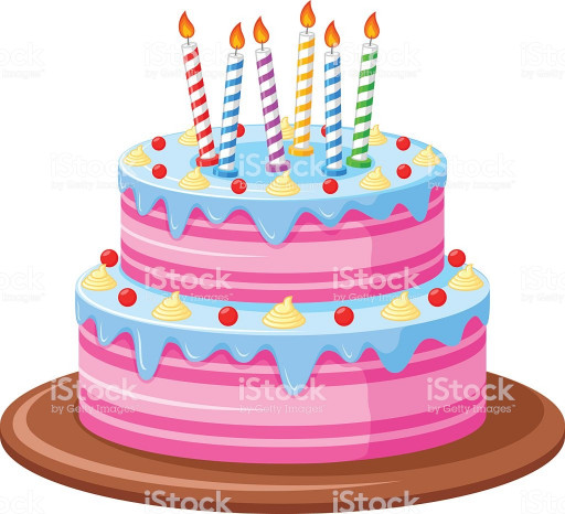 Birthday Cake Vector  Birthday Cake Stock Vector Art & More of 2015