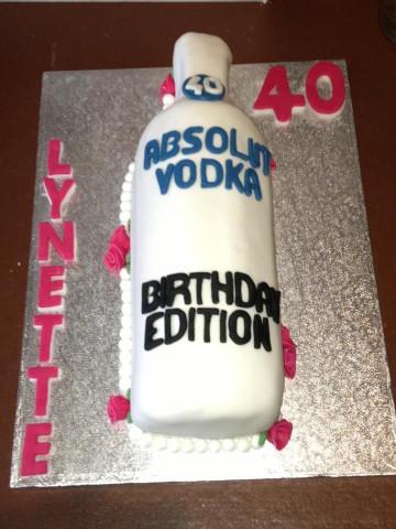 Birthday Cake Vodka  Vodka Birthday Cakes