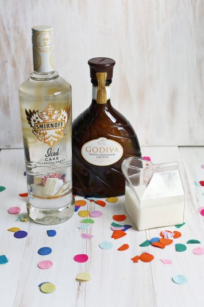 Birthday Cake Vodka  Birthday Cake Jello Shots A Beautiful Mess