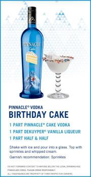 Birthday Cake Vodka  25 best ideas about Birthday cake martini on Pinterest
