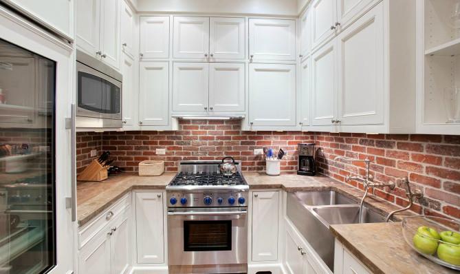 Brick Kitchen Backsplash Best Of 50 Best Kitchen Backsplash Ideas for 2019