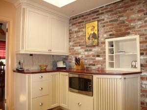 Brick Kitchen Backsplash  Kitchen Brick Backsplashes For Warm And Inviting Cooking