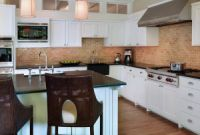 Brick Kitchen Backsplash Lovely Kitchen Brick Backsplashes for Warm and Inviting Cooking