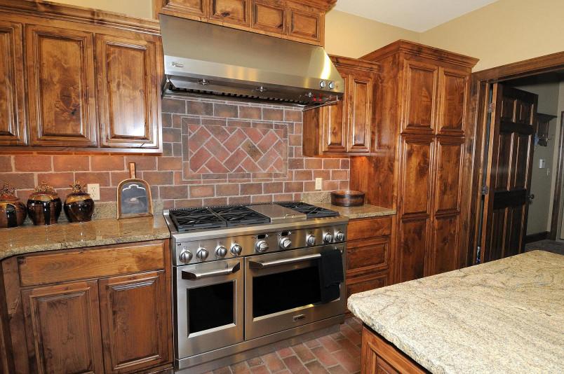 Brick Kitchen Backsplash  News from Inglenook Tile