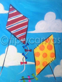 Canvas Paintings Ideas For Kids  1000 ideas about Canvas Painting Kids on Pinterest