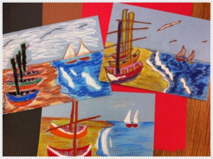 Canvas Paintings Ideas For Kids  40 Awesome Canvas Painting Ideas for Kids