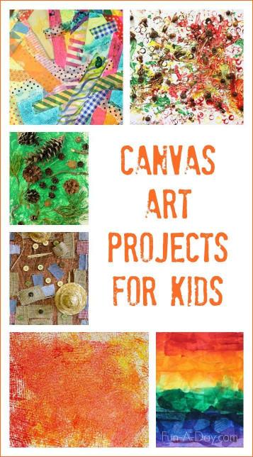 Canvas Paintings Ideas for Kids Luxury Best 25 toddler Canvas Art Ideas On Pinterest