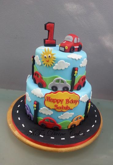 Cars Birthday Cake  Best 25 Car cakes ideas on Pinterest