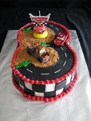 Cars Birthday Cake  Best 25 Disney cars cake ideas on Pinterest
