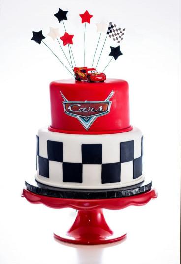 Cars Birthday Cake  25 best ideas about Disney cars cake on Pinterest