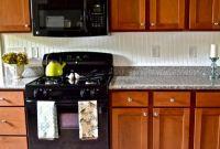 Cheap Kitchen Backsplash Alternatives Inspirational Inexpensive Backsplash Ideas 12 Bud Friendly Tile
