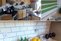 Cheap Kitchen Backsplash Fresh 24 Cheap Diy Kitchen Backsplash Ideas and Tutorials You