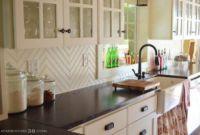 Cheap Kitchen Backsplash Unique 24 Cheap Diy Kitchen Backsplash Ideas and Tutorials You