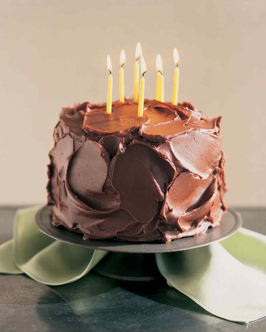 Chocolate Birthday Cake  Best Chocolate Cake Recipes