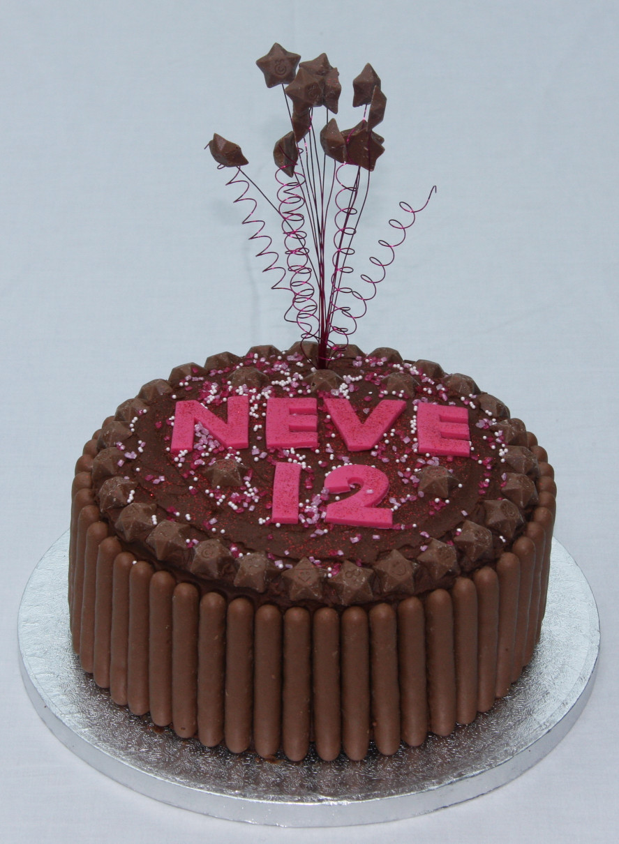 Chocolate Birthday Cake  Chocolate Birthday Cakes – variations on a theme