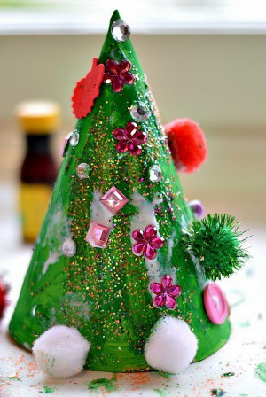 Christmas Craft Ideas For Kids  25 Easy ideas Christmas crafts for kids with simple