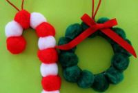 Christmas Craft Ideas for Kids Inspirational top 38 Easy and Cheap Diy Christmas Crafts Kids Can Make