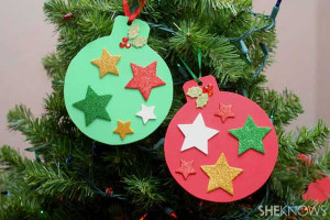 Christmas Craft Ideas For Kids  Top 38 Easy and Cheap DIY Christmas Crafts Kids Can Make