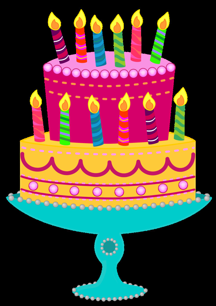 Clipart Birthday Cake  Free Cake Cliparts Paper
