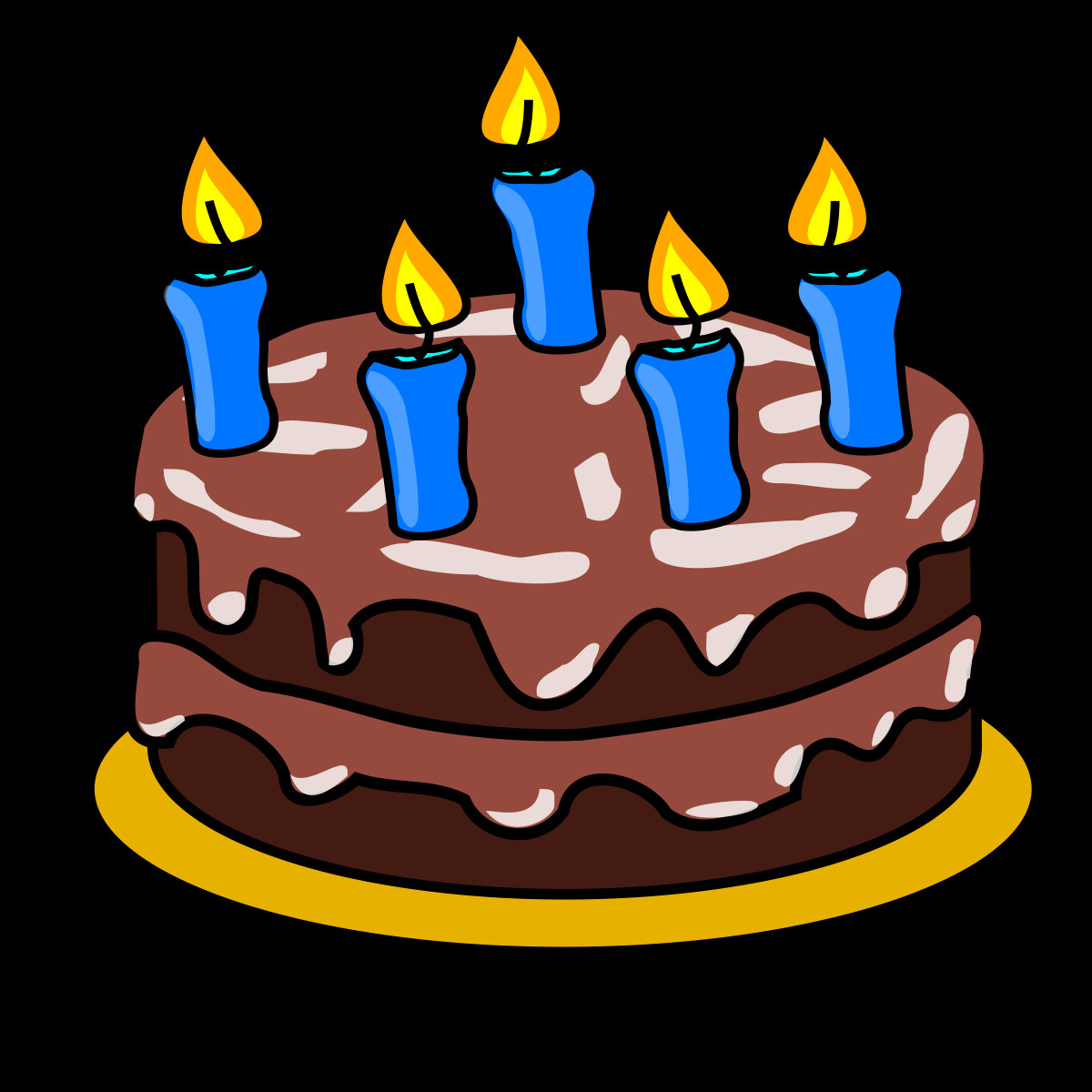Clipart Birthday Cake  Birthday Cake Clip Art Free Download Clip Art