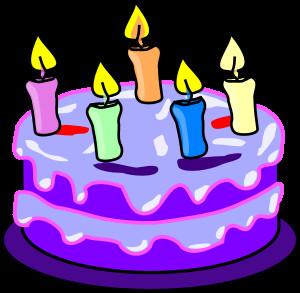 Clipart Birthday Cake  Birthday Cake Clip Art at Clker vector clip art