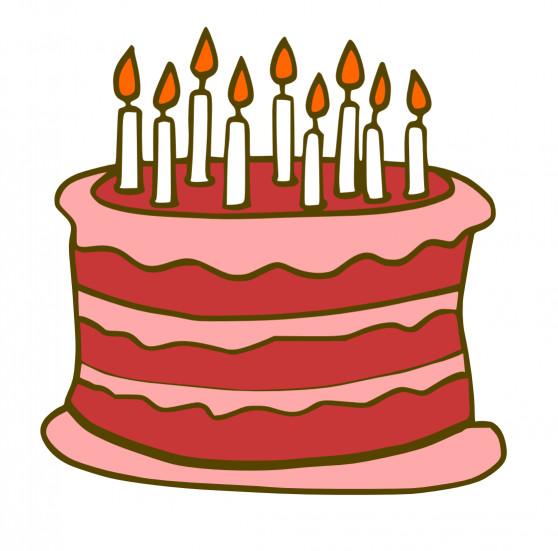 Clipart Birthday Cake  Free Birthday Cake Cartoon Download Free Clip Art Free