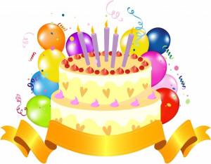 Clipart Birthday Cake  Happy birthday cake clipart free vector 8 300