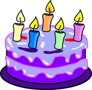 Clipart Birthday Cake  Free Cake Clip Art Clipartix