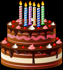 Clipart Birthday Cake  Birthday Cake PNG Clip Art