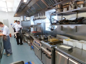 Commercial Kitchen Design  Crab Quay House Restaurant and Bar
