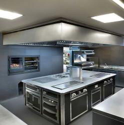 Commercial Kitchen Design  17 Best ideas about Restaurant Kitchen Design on Pinterest