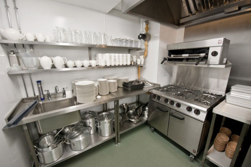 Commercial Kitchen Design  Pinterest