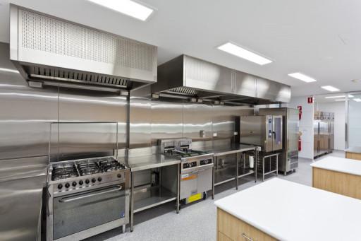Commercial Kitchen Design  RevitMart Revit Kitchen 3D CAD Drafting Services