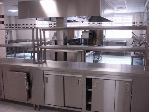 Commercial Kitchen Design  Small mercial Kitchen Designs