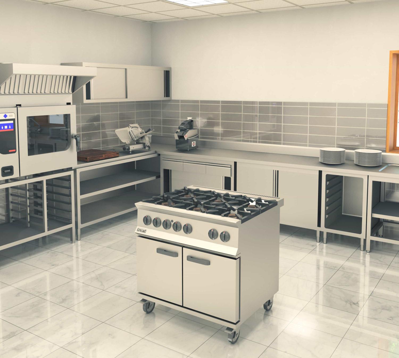 Commercial Kitchen Design  Specifi