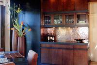 Contemporary Kitchen Backsplash Best Of 20 Copper Backsplash Ideas that Add Glitter and Glam to
