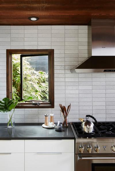 Contemporary Kitchen Backsplash Unique Unique Kitchen Backsplash Inspiration From Fireclay Tile
