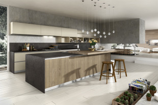 Contemporary Kitchen Design New Kitchen Designs with Unusual Choices