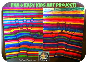 Cool Kids Art  Cool Art Project for kids