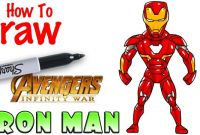 Cool Kids Art Elegant How to Draw Iron Man