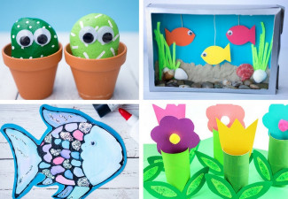 Craft Activities For Kids  100 Easy Craft Ideas for Kids The Best Ideas for Kids