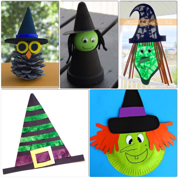 Craft For Kids  Witch Crafts for Kids – More Halloween Fun