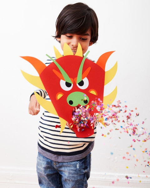 Craft Ideas For Kids With Paper  Cool Paper Crafts for Kids