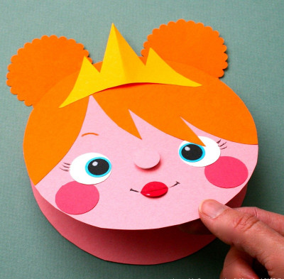 Craft Ideas For Kids With Paper  kids crafts with construction paper craftshady craftshady