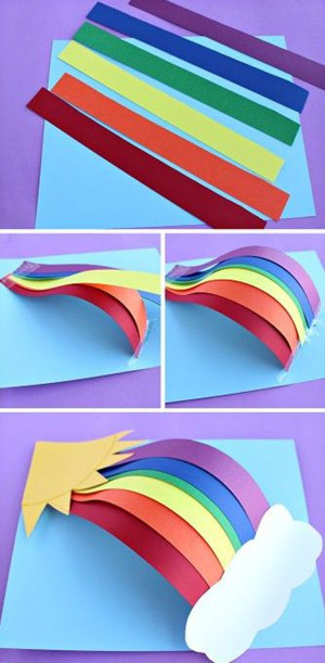 Craft Ideas For Kids With Paper  40 DIY Paper Crafts Ideas for Kids