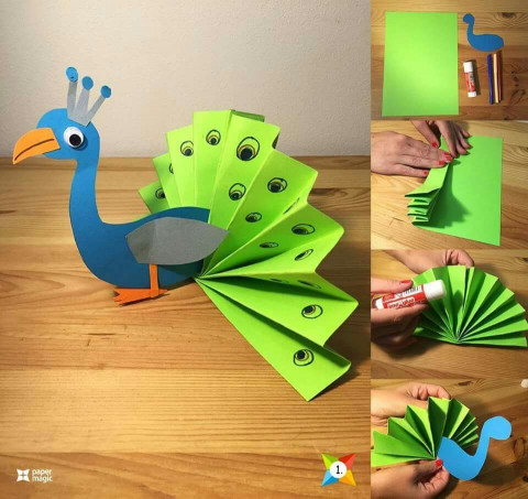Craft Ideas For Kids With Paper  Pin by Tara Howarth on Art Ed