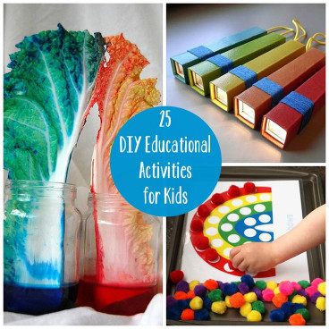 DIY Activities For Kids  14 best images about Ideas for Visits on Pinterest