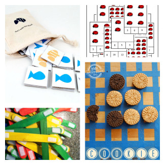 DIY Activities For Kids  12 DIY Board Games for Kids Boogie Wipes