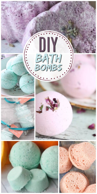 DIY Bath Bombs For Kids  The Best DIY Bath Bomb Recipes to Make Yourself Creative