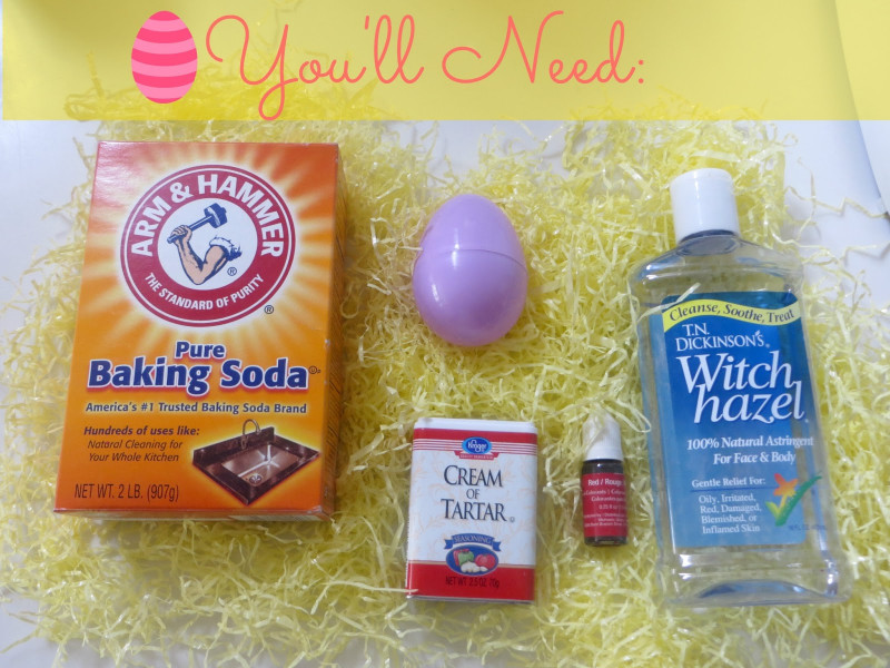 DIY Bath Bombs For Kids  Elle Sees Beauty Blogger in Atlanta DIY Easter Egg